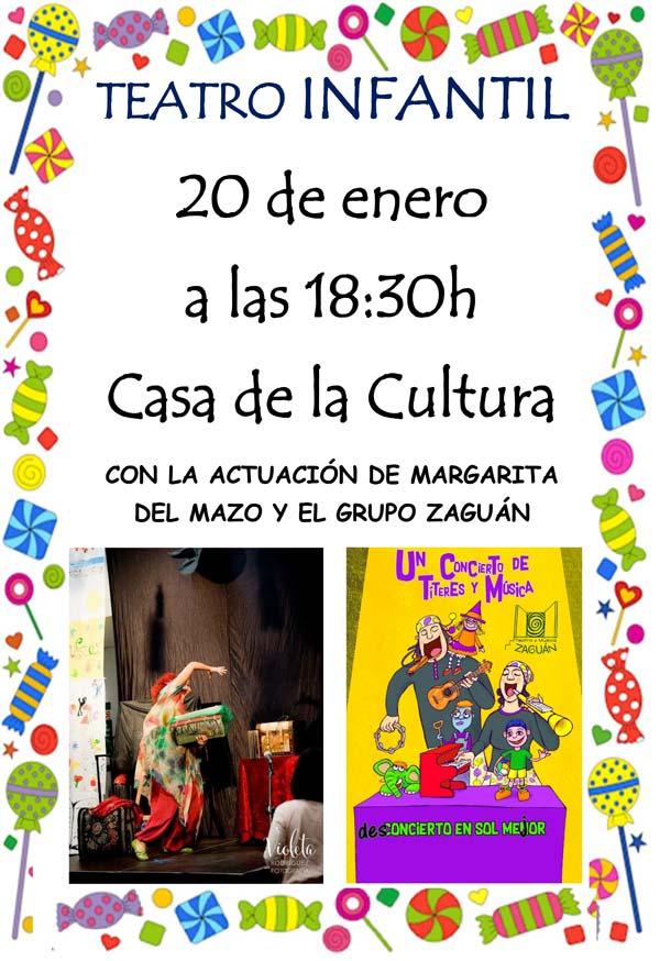 Programa de fiestas en honor a San Sebastián 2018 en Malpica de Tajo TEATROsanse2018